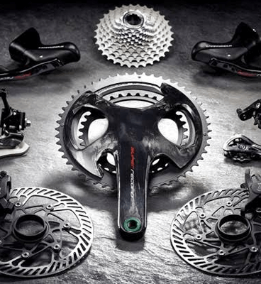 Customise your groupset