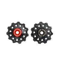 Campagnolo Super Record Rear Jockey Wheel Pair