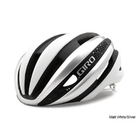 Giro Synthe Road Helmet - Matt White/Silver - Medium