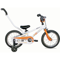 ByK E-250 Bike - Bright Orange