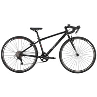 ByK E-620CX 16 Speed Boys Bike - Black/White