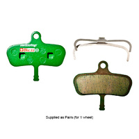 SwissStop Disc 22 - Organic Brake Pads for Avid Code