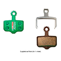 SwissStop Disc 26 - Organic Brake Pads for SRAM XX/XO