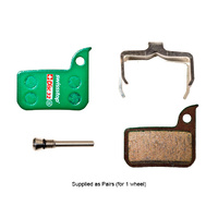 SwissStop Disc 32 - Organic Brake Pads for SRAM HRD