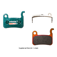 SwissStop Disc 16 - Sintered Brake Pads for Shimano XTR
