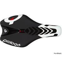 Prologo TGALE CPC Tirox Rail Saddle - Hardblack - 128mm