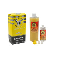 Rock N Roll Gold Lubrication Kit - 480ml