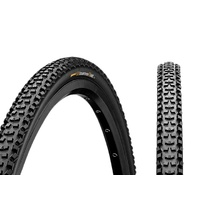 Continental Mountain King Cyclocross Folding Tyre - 700 x 32mm