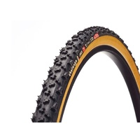 Challenge Limus Pro Open Tubular Folding Clincher Tyre - Black/Tan - 700c x 33mm