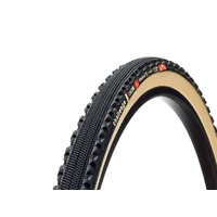 Challenge Chicane Pro Tubular Tyre 2019 - Black/Tan - 700 x 33mm