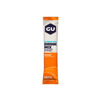 GU Hydration Drink Mix Stick 19g Single Serve - Orange