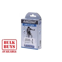 Michelin A1 Aircomp UltraLight Inner Tube 700c x 18-23mm - 60mm