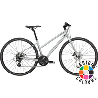 Cannondale Quick Women's 5 Remixte Bike