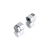 Tacx T1416 Trainer Part Axle Nuts - 3/8 Nexus