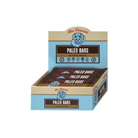 Blue Dinosaur Paleo Bars - Banana Bread