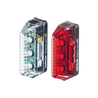 Topeak Aero USB Front and Rear Light Combo