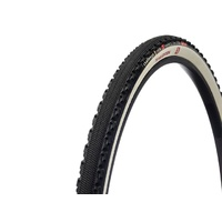 Challenge Chicane TE S Tubular Tyre - 700 x 33mm - Black/White