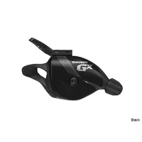 SRAM GX 2x11 X-Actuation Trigger Shifter - Rear - Black - 11 Speed