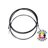 SRAM SlickWire Pro MTB or Road Shift Cable Kit - 4mm - Black