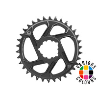 SRAM X-SYNC 2 Eagle Chainring - Black - 38/3mm Offset