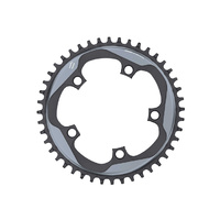 SRAM Force 1 X-Sync Chainring - 42t - Grey anodized - 11 Speed