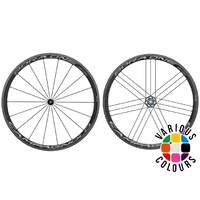 Campagnolo Bora One 35 AC3 Carbon Clincher Wheels - Dark -Wheelset - Campagnolo