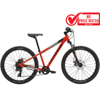 "Cannondale 24 Kids Trail - Size 24"" - Red"