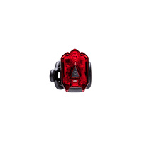 Infini I-260R Lava Rechargeable Rear Light - Black