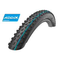 Schwalbe Addix Rocket Ron Evolution Folding Tyre - 29 x 2.25 - Black - SnakeSkin/TL Easy/Speedgrip