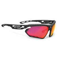 Rudy Project Fotonyk - Carbonium Black/Multilaser Red