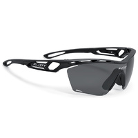Rudy Project Tralyx Slim Sunglasses - Matte Black/Smoke Black