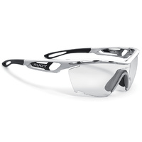 Rudy Project Tralyx Slim-White Gloss/Impactx Photochromic 2Black - White Gloss - Impactx Photochromic 2Black