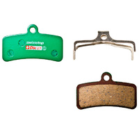 SwissStop Disc 27 - Organic Brake Pads for Shimano Saint