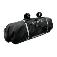 Lezyne Bar Caddy Handlebar Bag - Black
