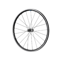 Shimano WH-RS700-C30 Clincher Wheel - Black - Rear