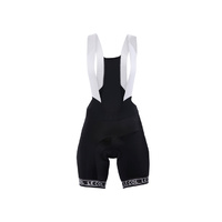 Le Col Womens HC Bib Shorts Nero - Extra Small - Black