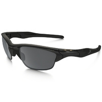 Oakley Half Jacket 2.0 (Asia Fit) - Polished Black/Black Iridium