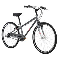 Byk E-540 Bike - Stealth Charcoal with 3 Spd Internal Gearing - Stealth Charcoal