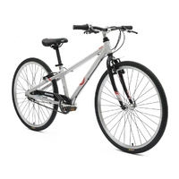 Byk E-560 Bike - Silver with 3 Spd Internal Gearing