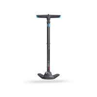 Pro Team HV Floorpump - Black