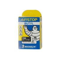 Michelin A3 AirStop Presta Inner Tube 700c x 35/47- 40mm