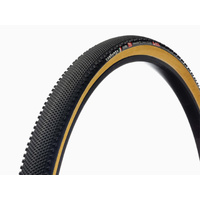 Challenge Dune Pro Open Tubular Folding Clincher Tyre - 700c x 33mm - Black/Tan
