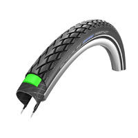 Schwalbe Marathon Performance Wired Tyre - Black/Reflex - 26 x 1.25