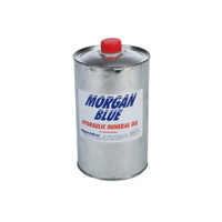 Morgan Blue Hydraulic Mineral Oil - 1L