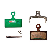 SwissStop Disc 28 - Organic Brake Pads for Shimano XTR