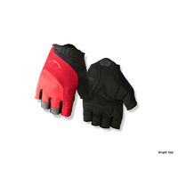 Giro Bravo Gel Gloves - Bright Red Small