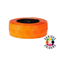 Supacaz Super Sticky Kush Starfade Bartape - Red
