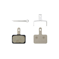 Shimano BR-MT400 Disc Brake Pads - Resin B01S