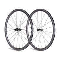 Zeal Randa 35 TLR Carbon Clincher Wheelset - Campagnolo