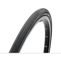 Maxxis Re-Fuse Folding Clincher Tyre - Black - 700 x 23mm - MaxShield 60TPI